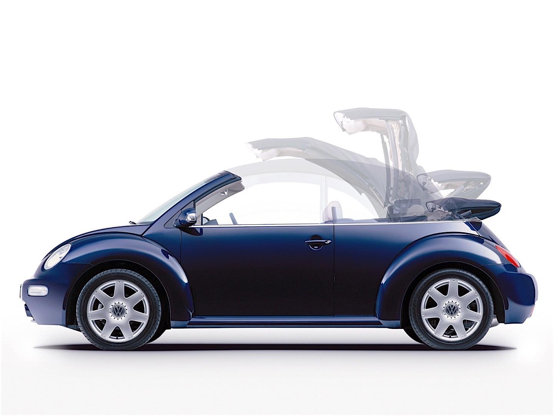 VOLKSWAGEN Beetle Cabrio specs - 2003, 2004, 2005 - autoevolution
