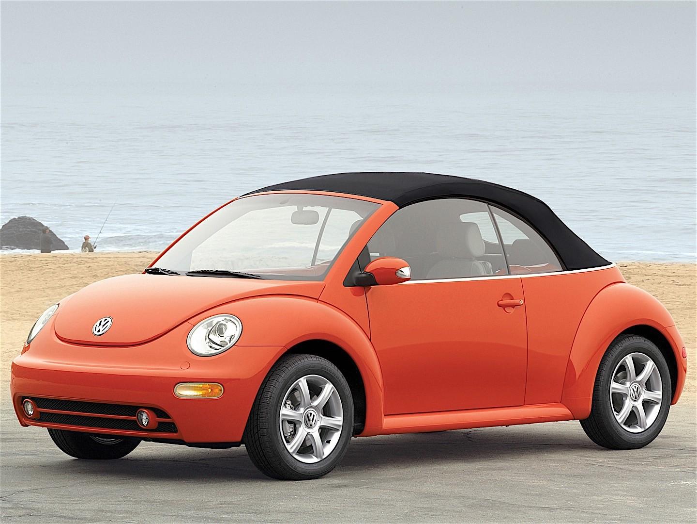 VOLKSWAGEN Beetle Cabrio specs & photos - 2003, 2004, 2005 ...
