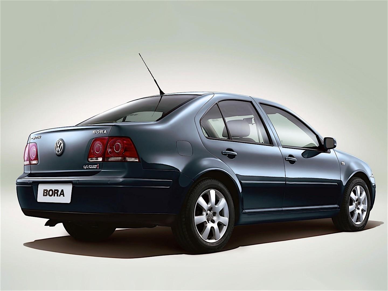 Volkswagen Bora 1998 1999 2000 2001 2002 2003 2004