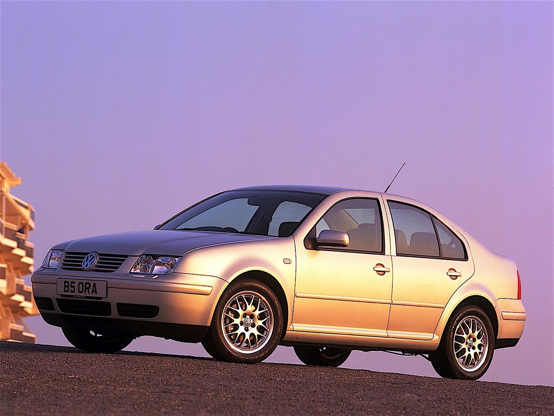 VOLKSWAGEN Bora - 1998, 1999, 2000, 2001, 2002, 2003, 2004 ...
