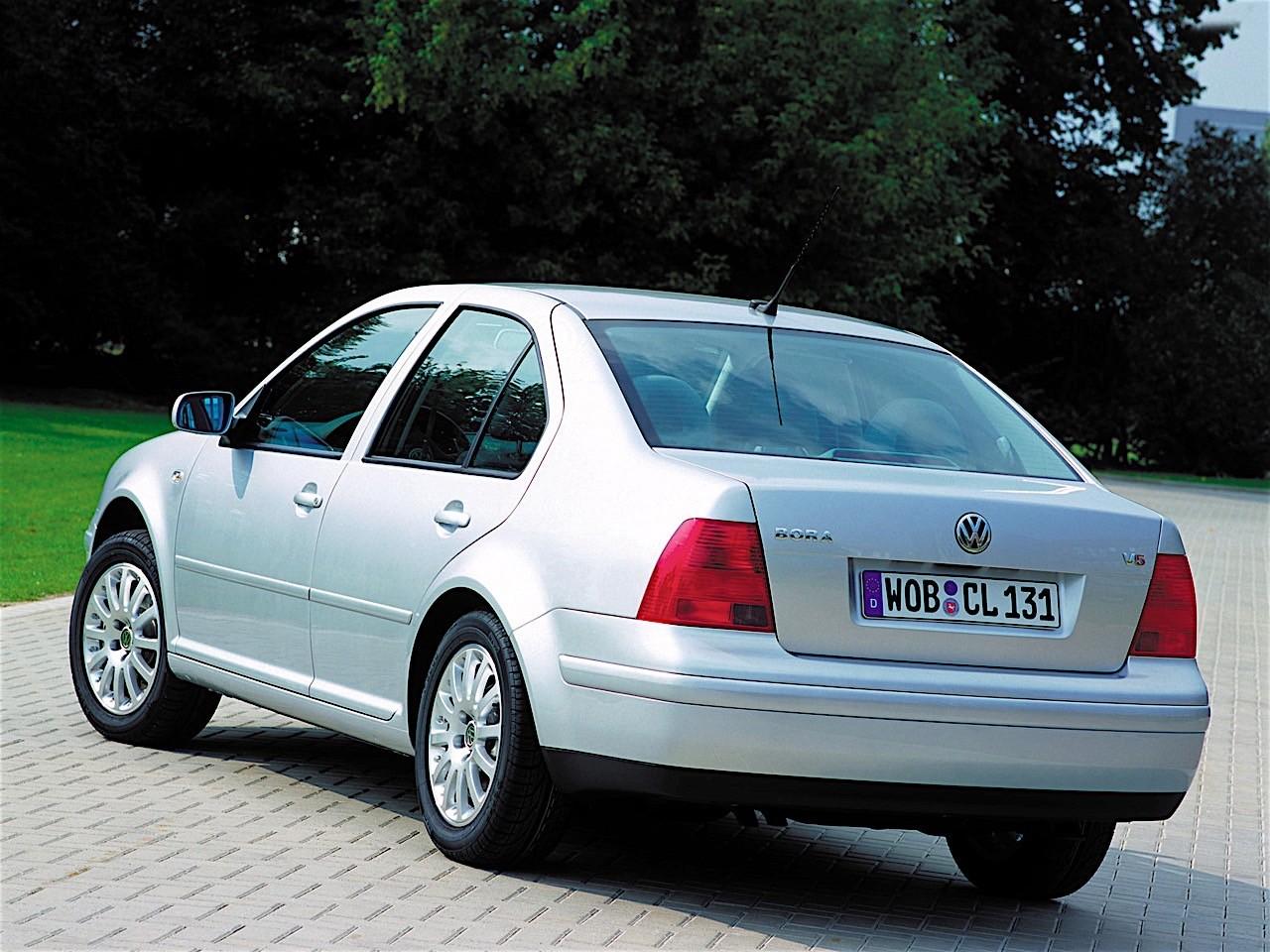 volkswagen bora specs - 1998, 1999, 2000, 2001, 2002, 2003, 2004