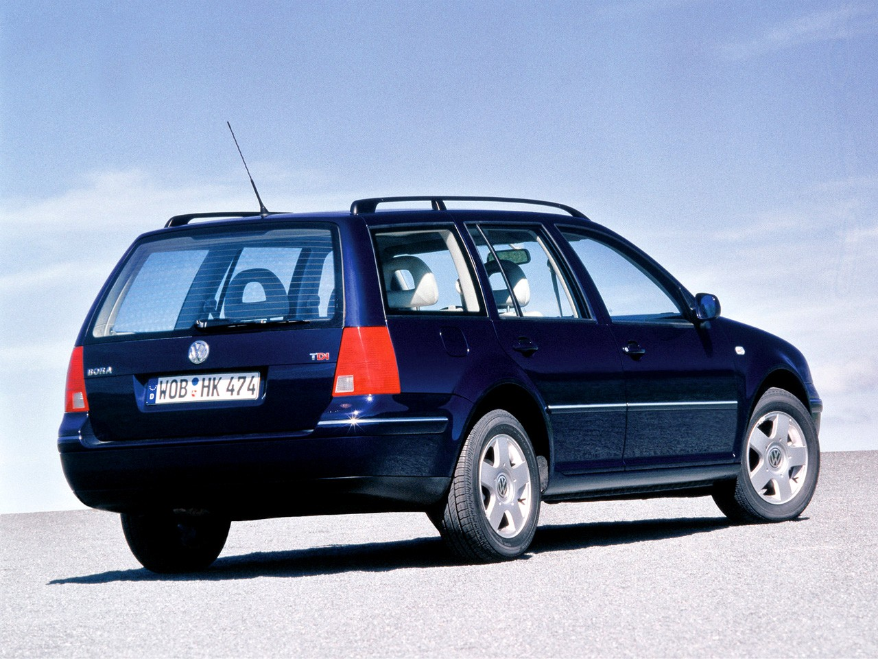 Volkswagen Bora Variant Specs 1999 2000 2001 2002