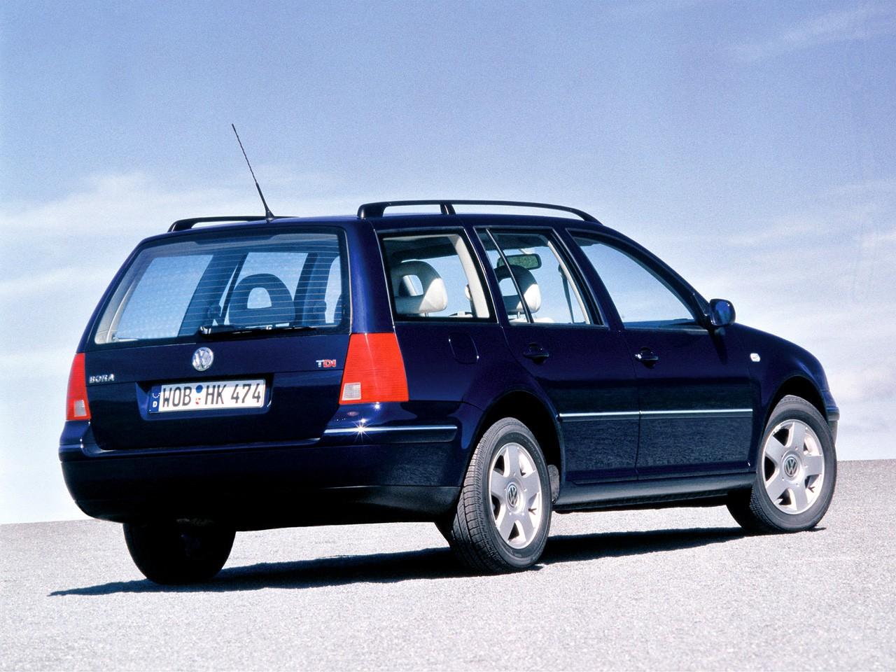 Volkswagen Bora Variant Specs 1999 2000 2001 2002 2003 2004 Autoevolution