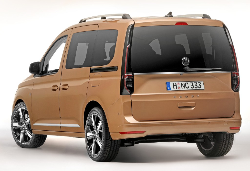 Volkswagen Caddy Specs Photos 2020 2021 Autoevolution