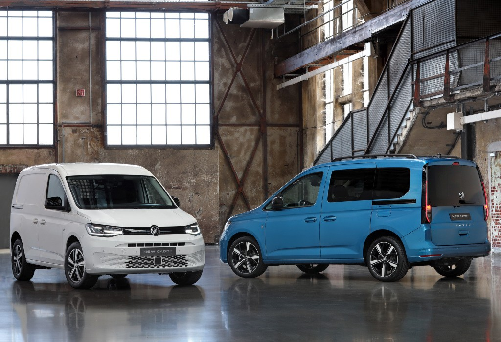Volkswagen Caddy Specs Photos 2020 2021 Autoevolution