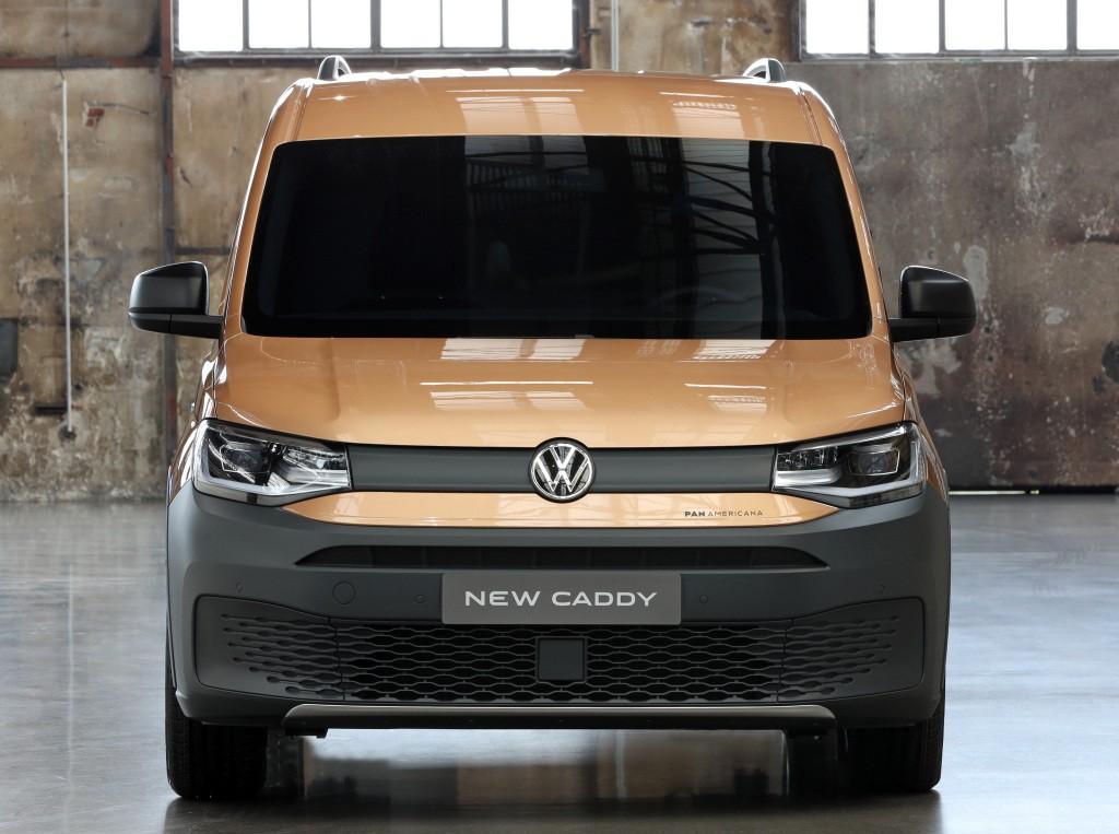 VOLKSWAGEN Caddy specs & photos - 2020, 2021 - autoevolution