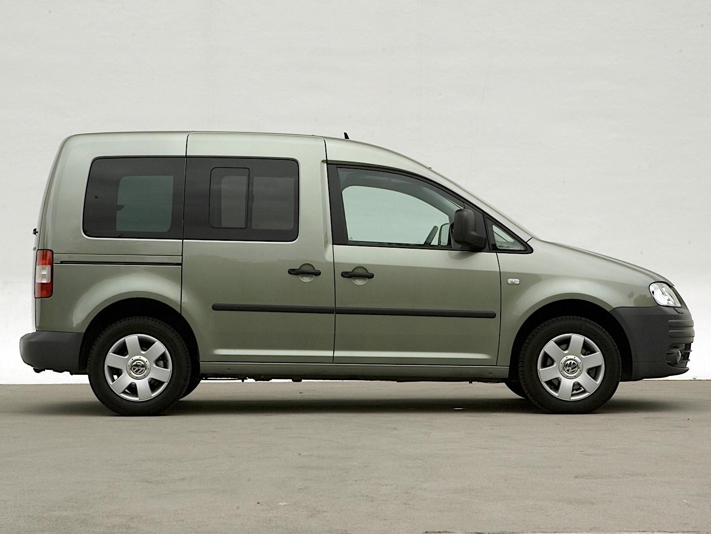 VOLKSWAGEN Caddy specs & photos - 2005, 2006, 2007, 2008, 2009, 2010 - autoevolution