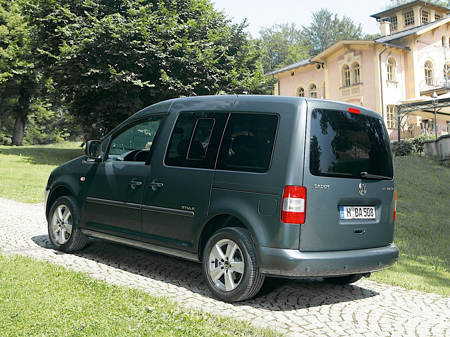 volkswagen caddy 2005 2010