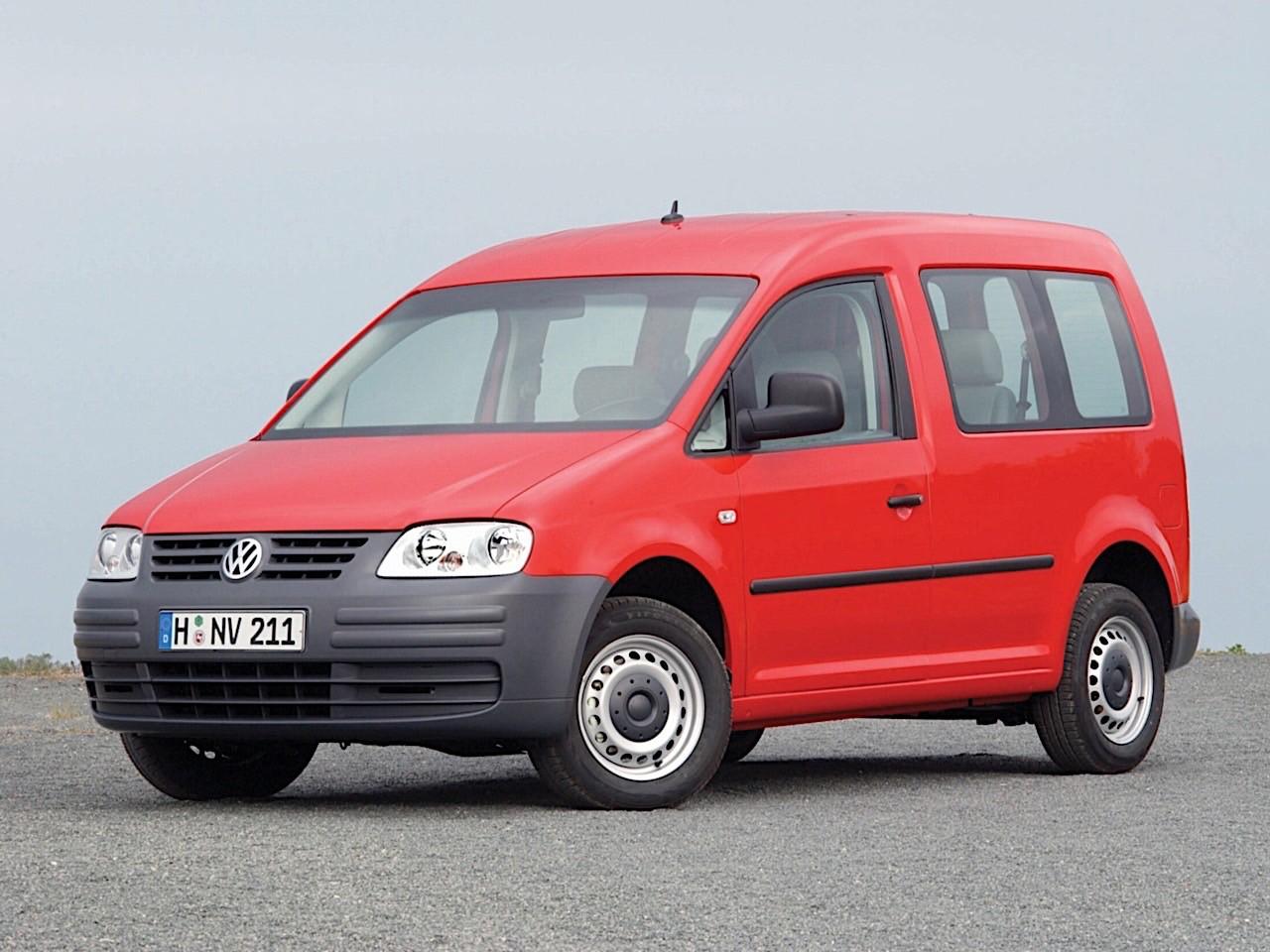 volkswagen caddy specs 2005 2006 2007 2008 2009 2010 autoevolution. Black Bedroom Furniture Sets. Home Design Ideas