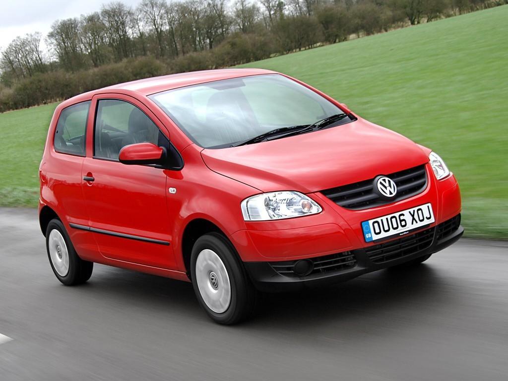 Volkswagen Fox Specs 2005 2006 2007 2008 2009