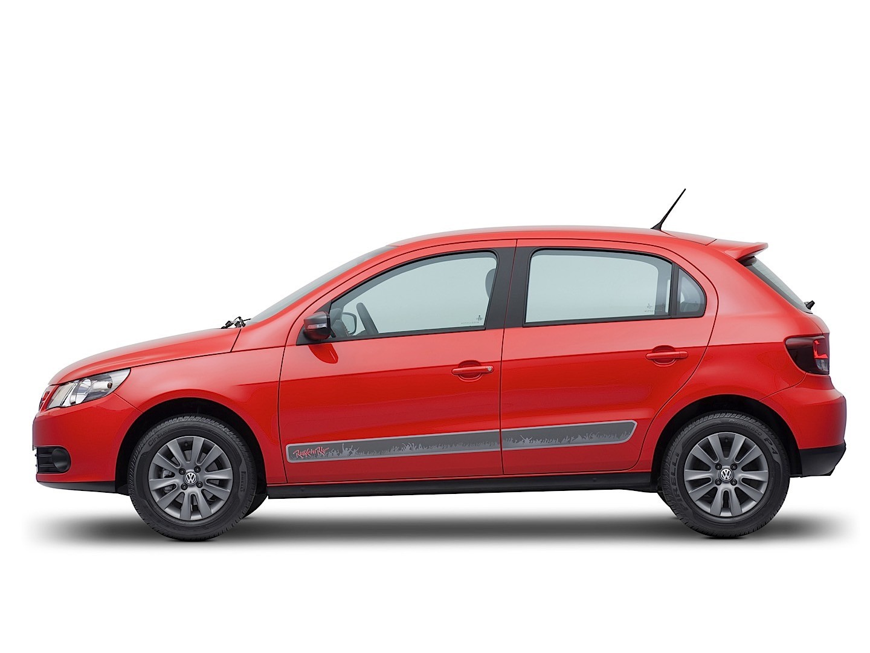 Volkswagen Gol 2008 2009 2010 2011 2012 2013 2014 Autoevolution