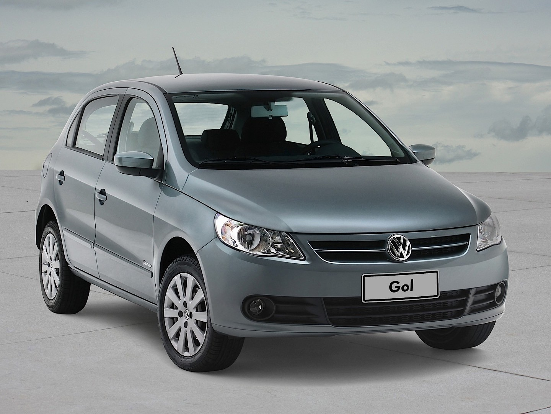 Flex Fuel Cars >> VOLKSWAGEN Gol - 2008, 2009, 2010, 2011, 2012, 2013, 2014 - autoevolution