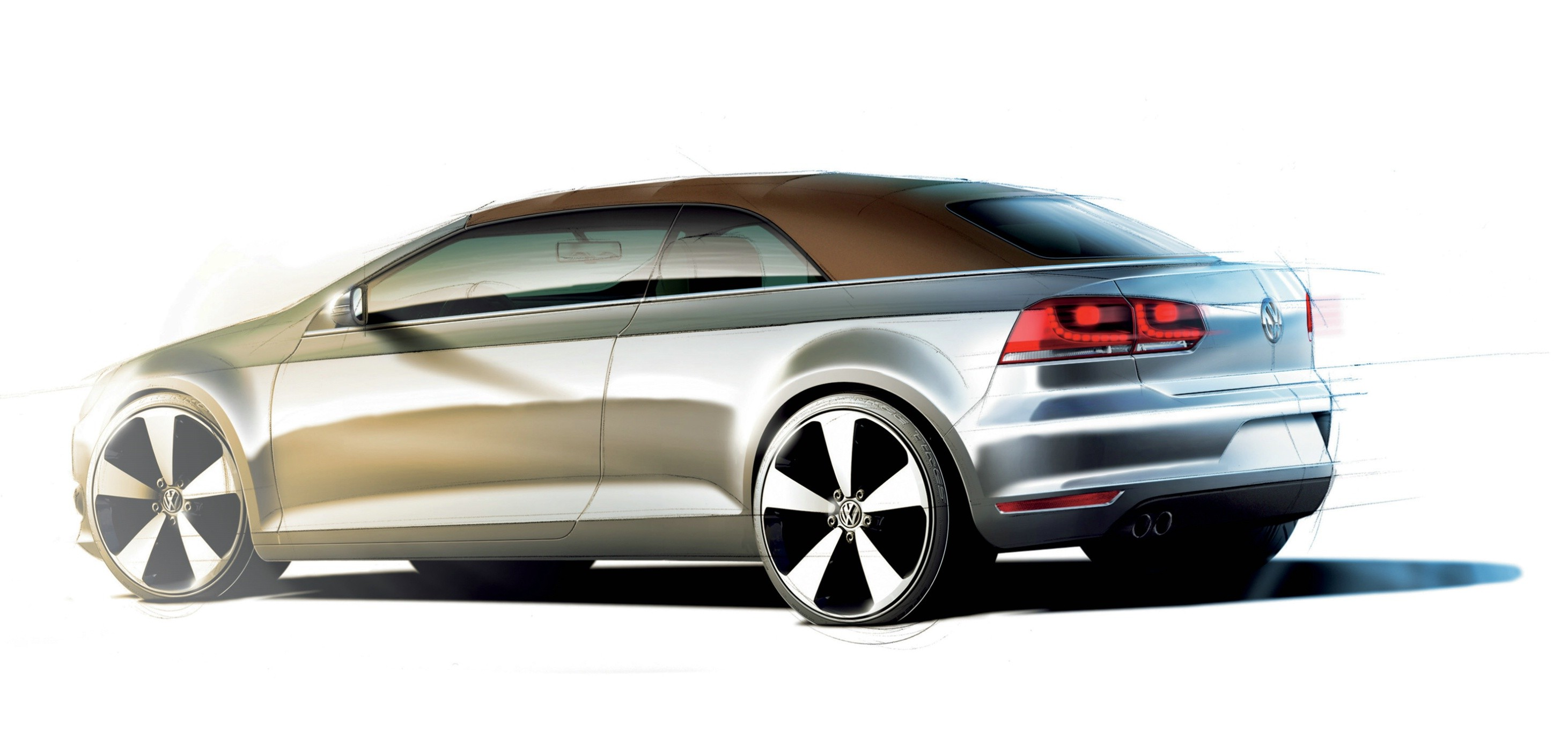 volkswagen golf vi cabrio specs photos 2011 2012. Black Bedroom Furniture Sets. Home Design Ideas