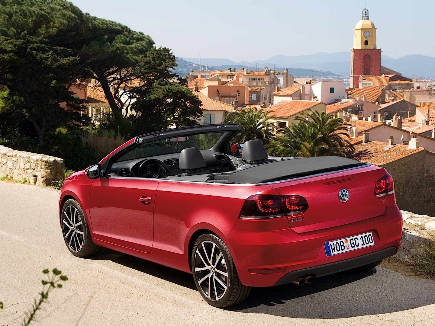 volkswagen golf vi cabrio specs photos 2015 2016. Black Bedroom Furniture Sets. Home Design Ideas