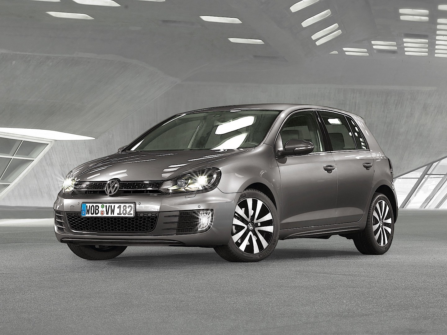 VOLKSWAGEN Golf GTD 5 Doors specs & photos - 2009, 2010, 2011, 2012, 2013 - autoevolution