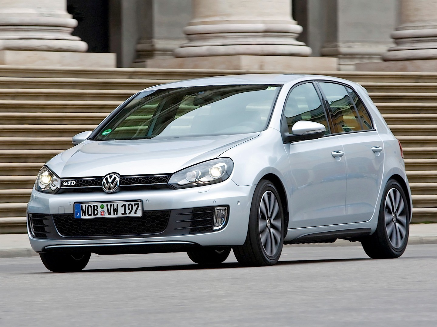 VOLKSWAGEN Golf GTD 5 Doors - 2009, 2010, 2011, 2012, 2013 ...