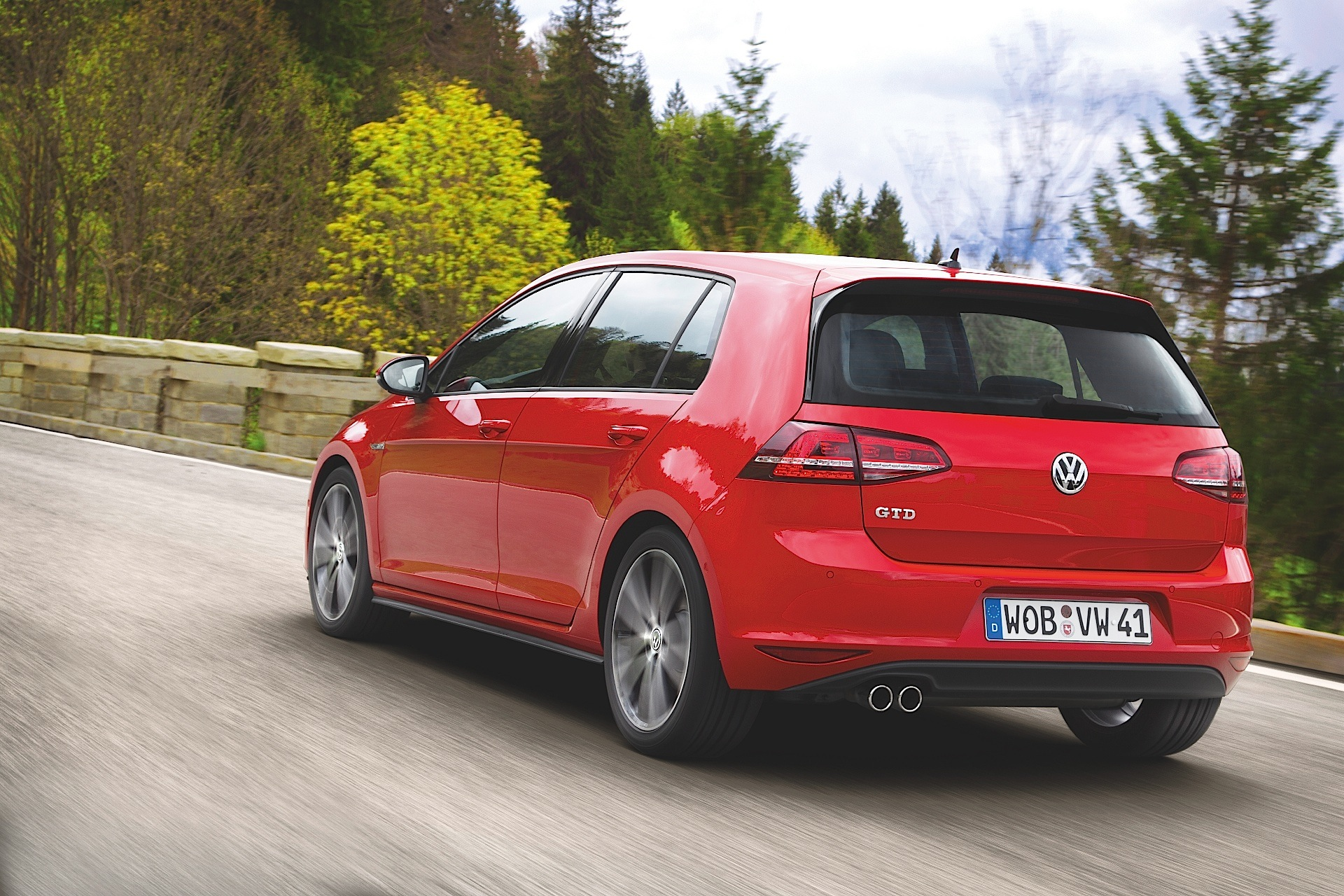 VOLKSWAGEN Golf GTD 5 Doors - 2013, 2014, 2015, 2016, 2017 - autoevolution