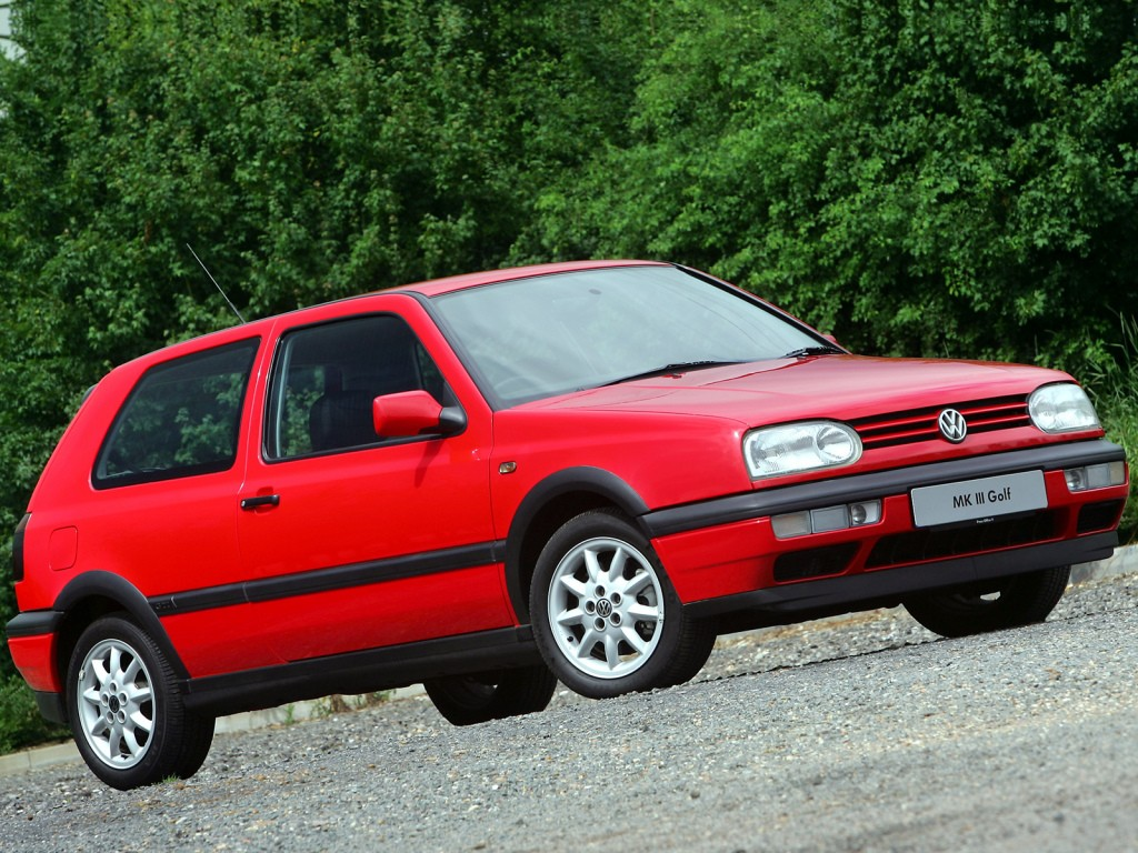 volkswagen golf iii gti specs photos 1992 1993 1994. Black Bedroom Furniture Sets. Home Design Ideas