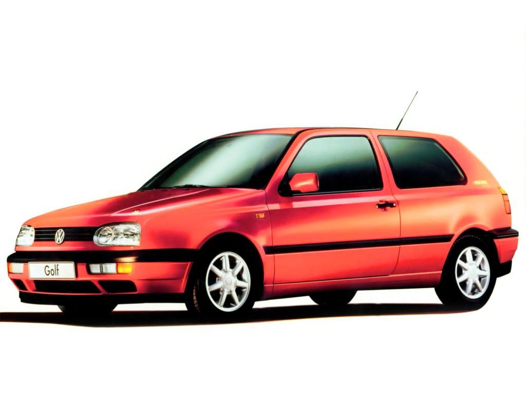 VOLKSWAGEN Golf III GTI specs & photos - 1992, 1993, 1994 ...