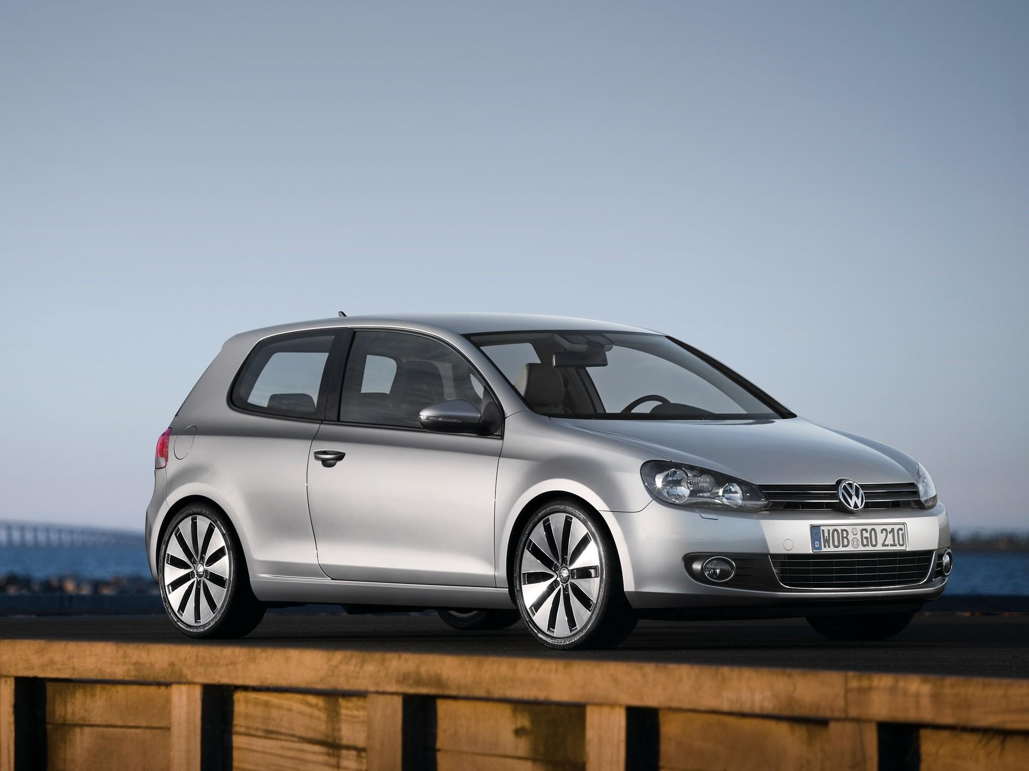 volkswagen golf vi 3 doors specs 2008 2009 2010 2011 2012 autoevolution. Black Bedroom Furniture Sets. Home Design Ideas