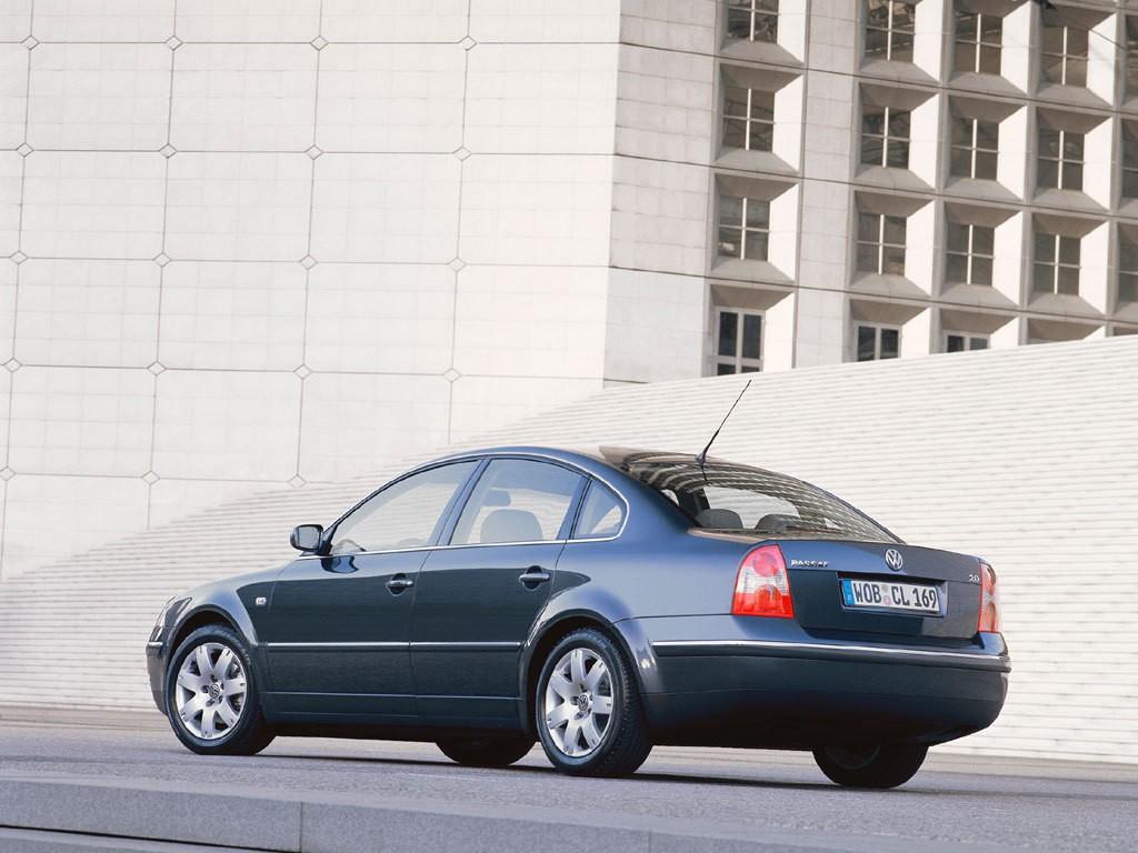 Volkswagen Passat on 2001 Passat V6 Engine