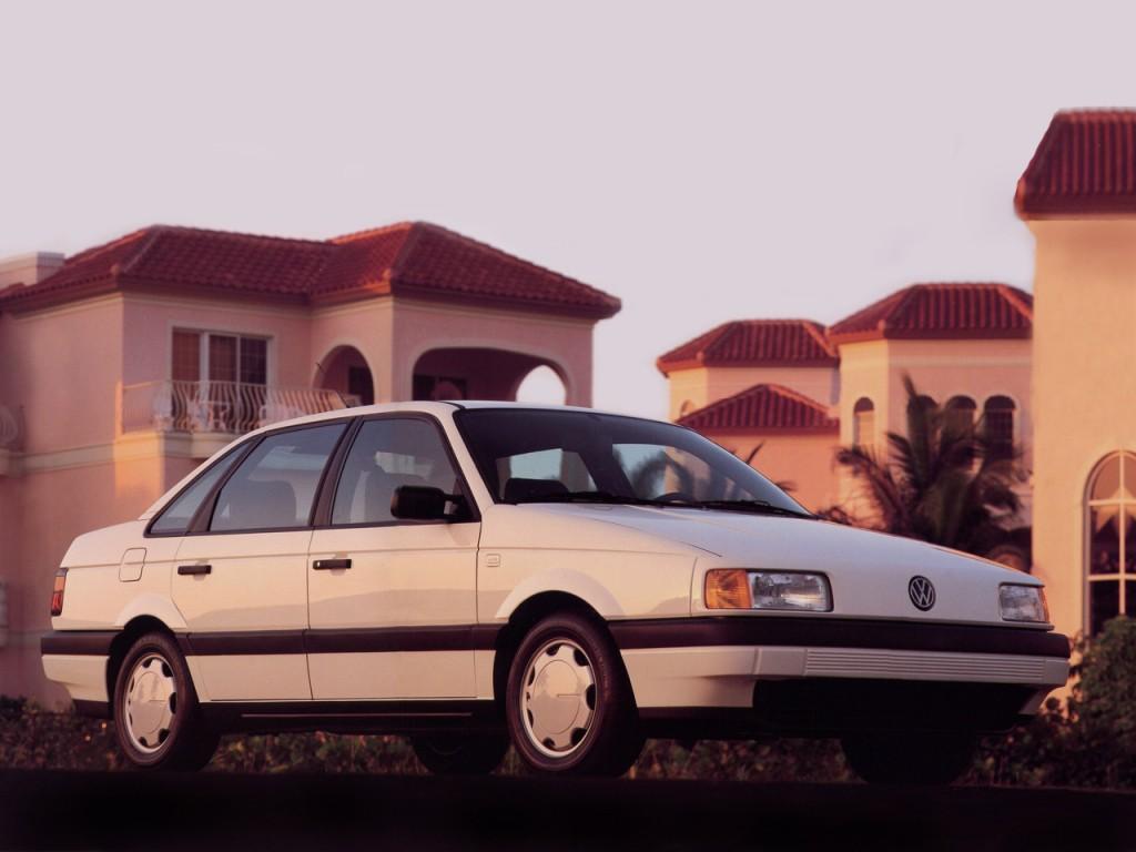 VOLKSWAGEN Passat specs & photos - 1988, 1989, 1990, 1991, 1992, 1993 - autoevolution