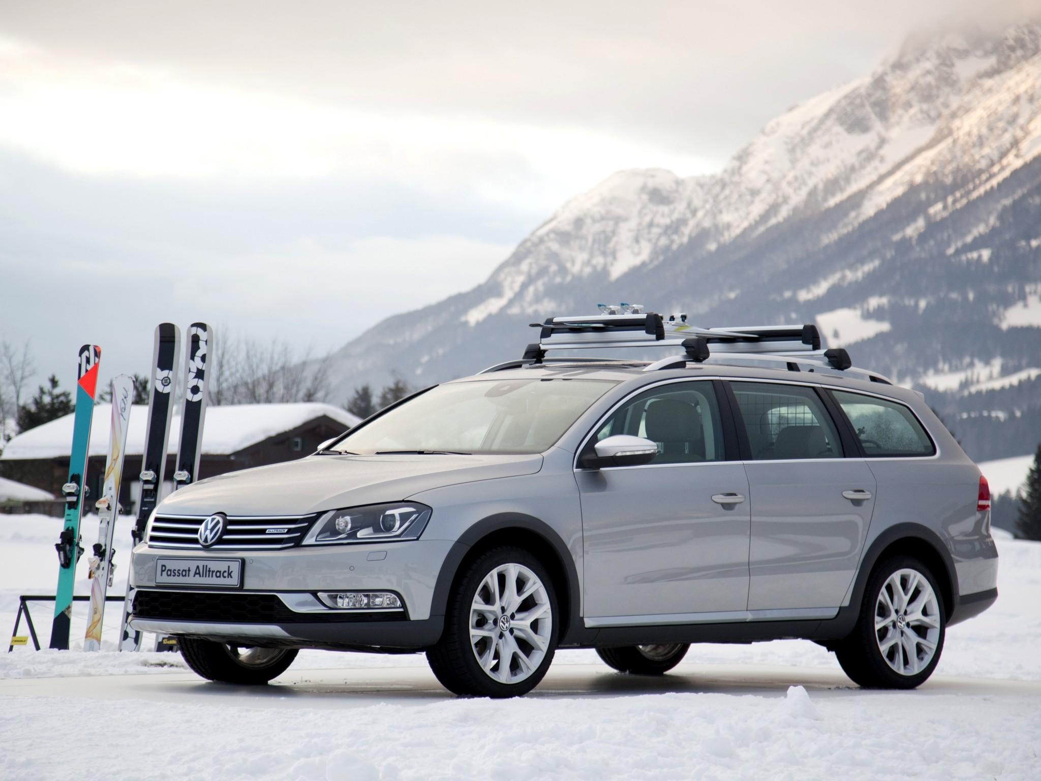 Volkswagen Passat Alltrack 2012 2013 2014 2015