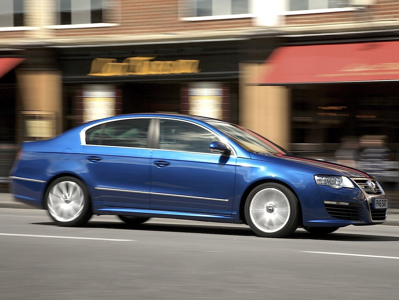 passat r36 volkswagen 2007 2008 vw front angle autoevolution cars specs 2009 parkers