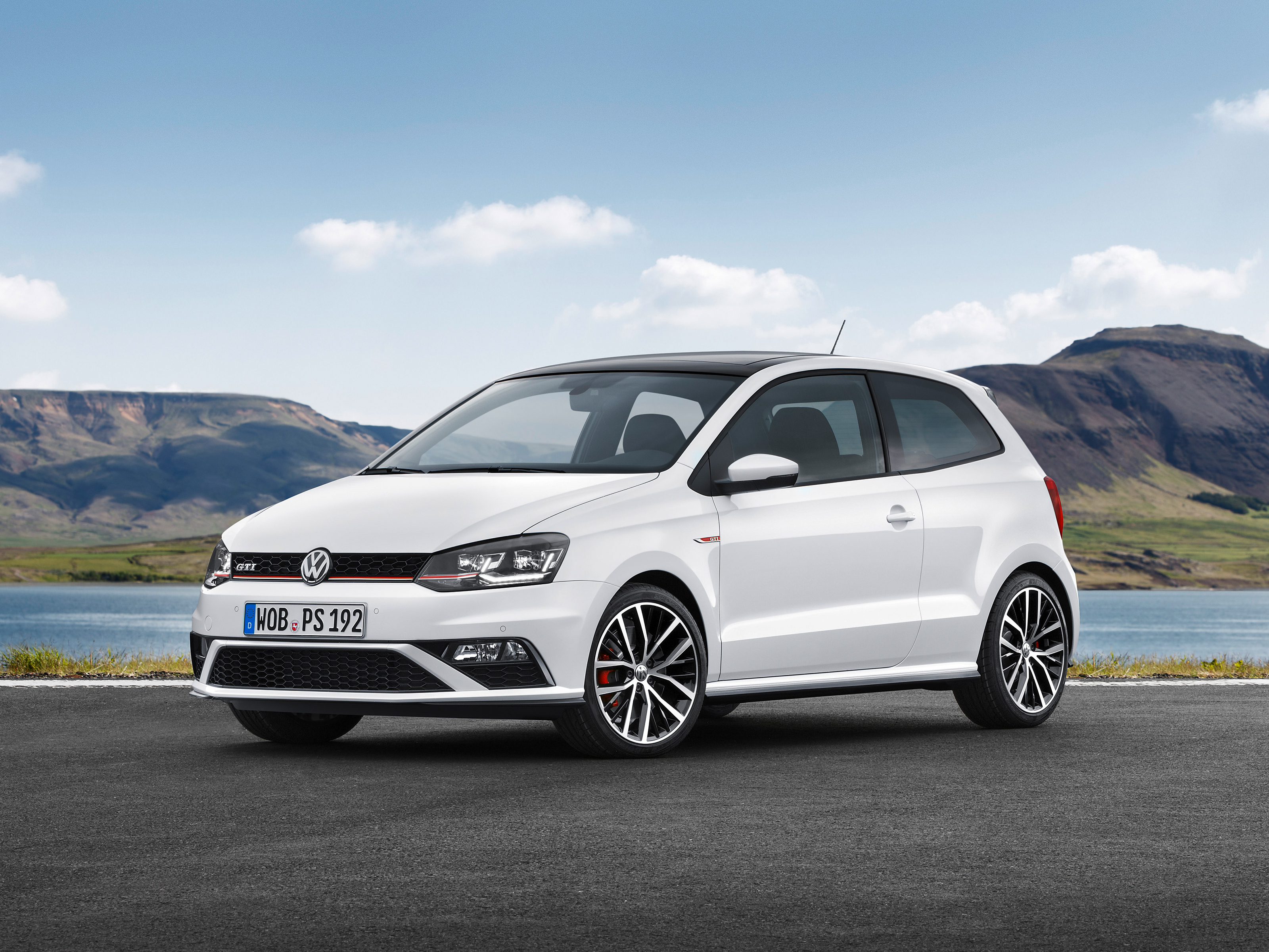 volkswagen polo gti facelift 2014 2015 2016 2017 autoevolution. Black Bedroom Furniture Sets. Home Design Ideas