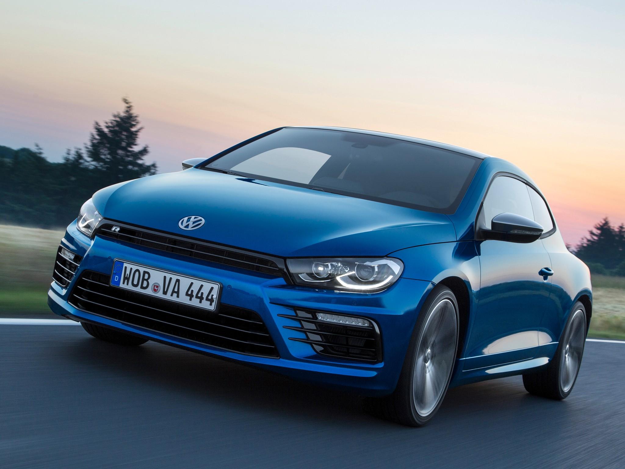Volkswagen Scirocco R 2014 2015 2016 2017 Autoevolution