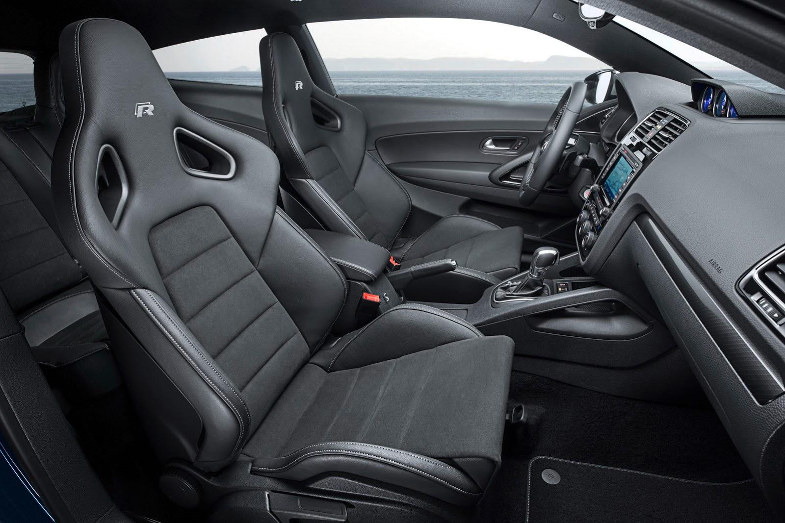 volkswagen scirocco r 2014 2015 2016 2017 autoevolution. Black Bedroom Furniture Sets. Home Design Ideas