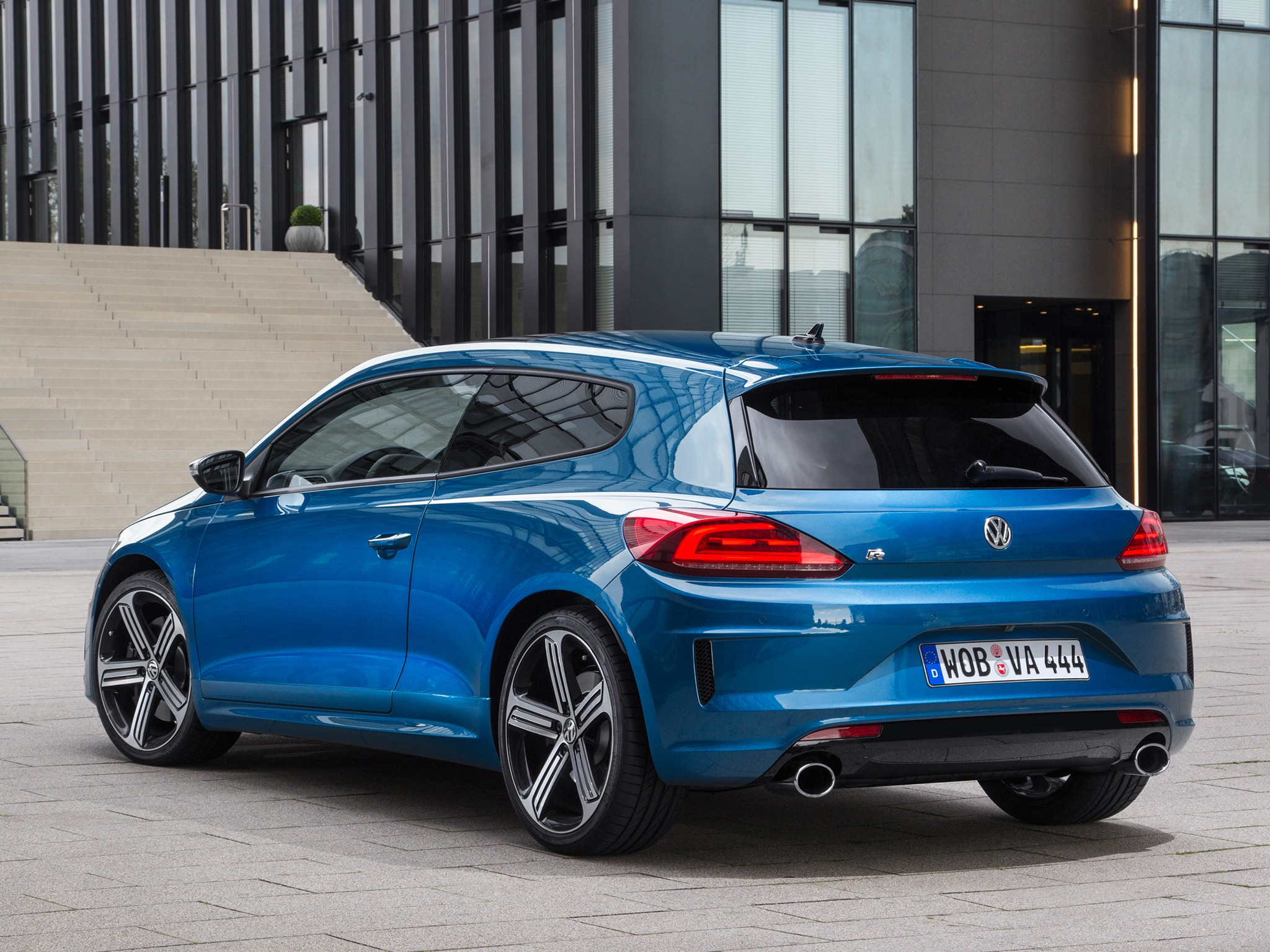 2017 Volkswagen Golf Tsi S >> VOLKSWAGEN Scirocco R - 2014, 2015, 2016, 2017 - autoevolution