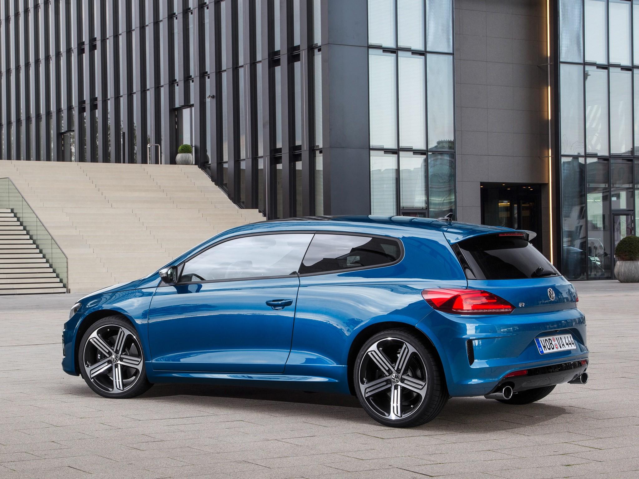 Volkswagen Scirocco R Specs Amp Photos 2014 2015 2016