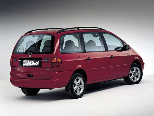 VOLKSWAGEN Sharan specs & photos - 1996, 1997, 1998, 1999, 2000 - autoevolution