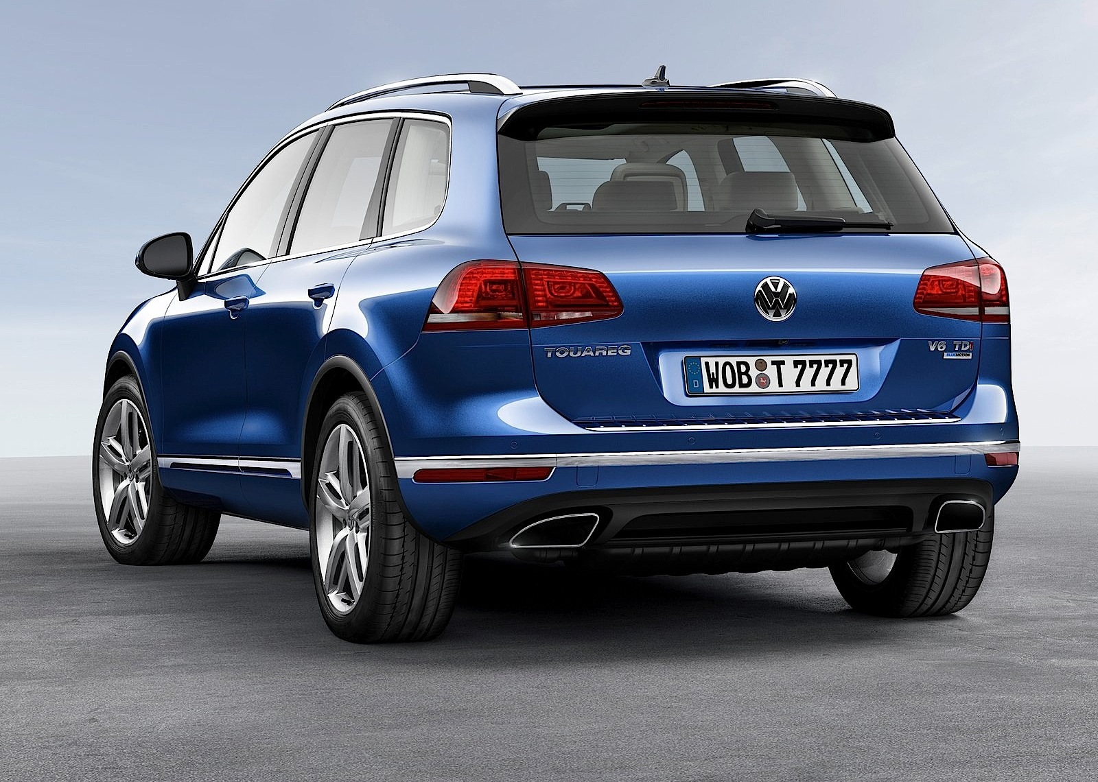 volkswagen touareg 2014 2015 2016 autoevolution. Black Bedroom Furniture Sets. Home Design Ideas