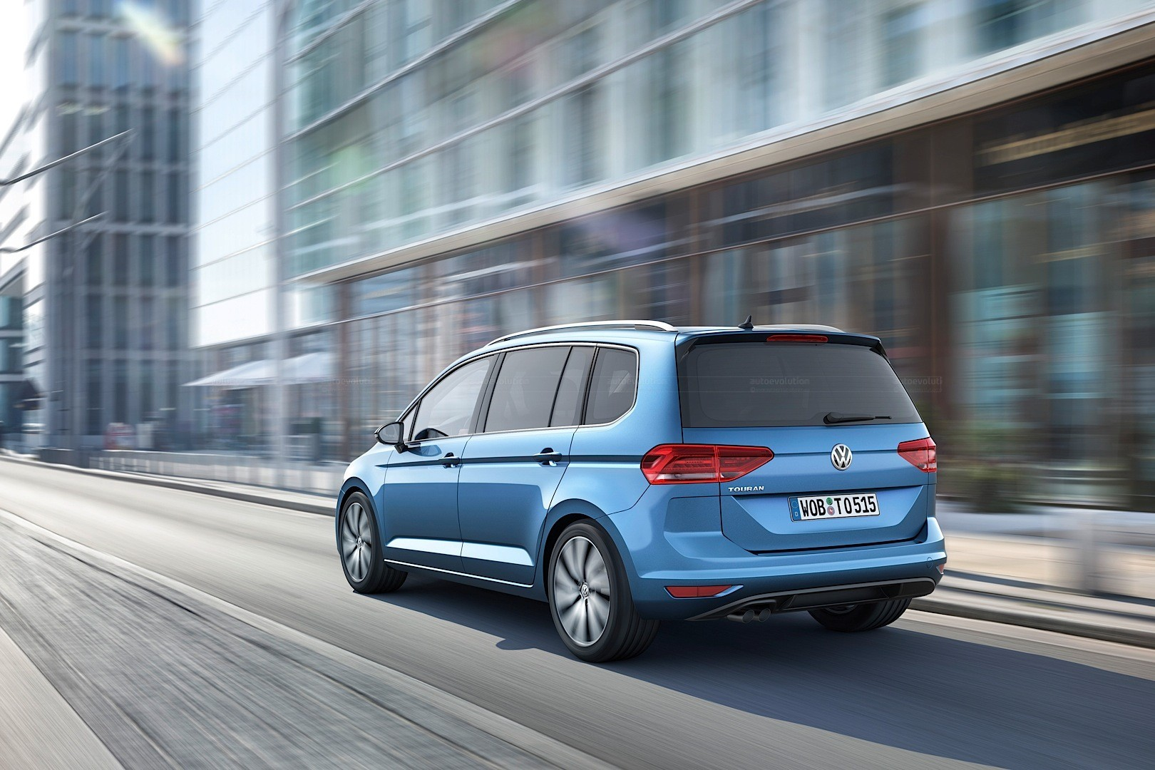 Volkswagen Touran Specs Amp Photos 2015 2016 2017 2018