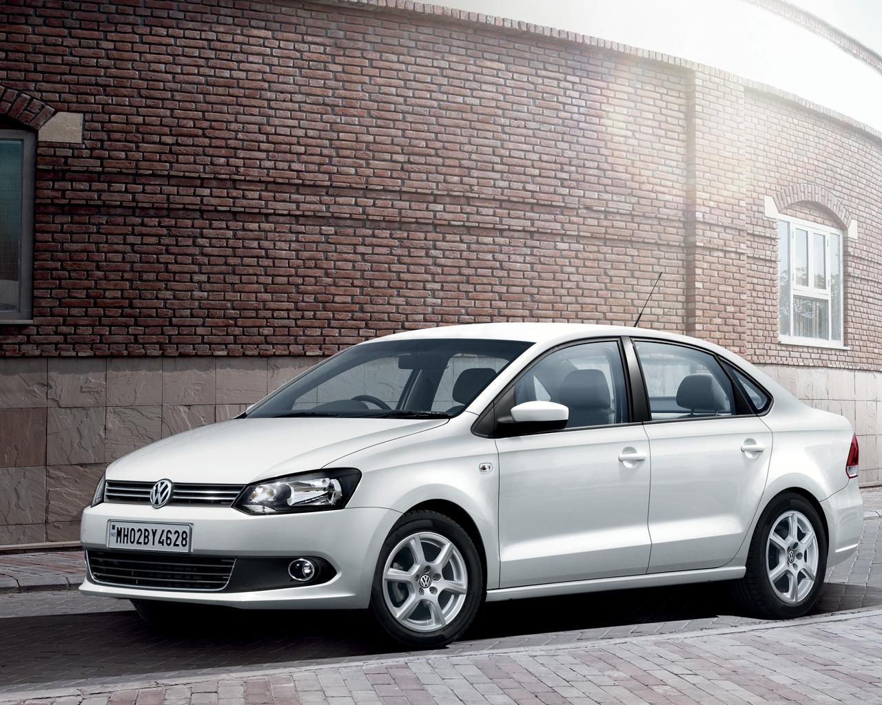 Volkswagen Vento —