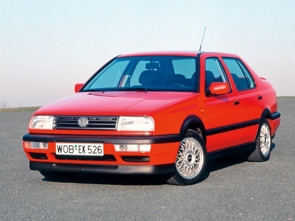 Vw Diesel Engines >> VOLKSWAGEN Vento/Jetta specs & photos - 1992, 1993, 1994, 1995, 1996, 1997, 1998 - autoevolution
