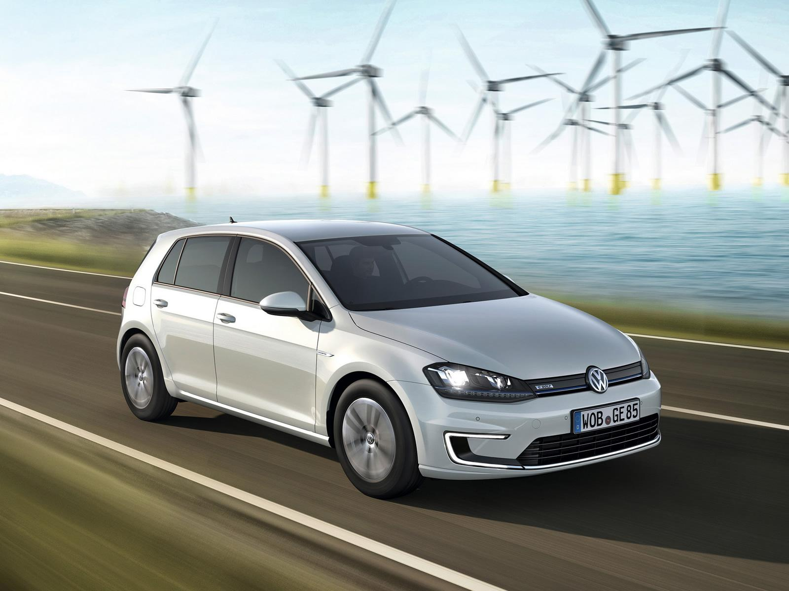 VOLKSWAGEN e-Golf specs & photos - 2014, 2015, 2016 - autoevolution