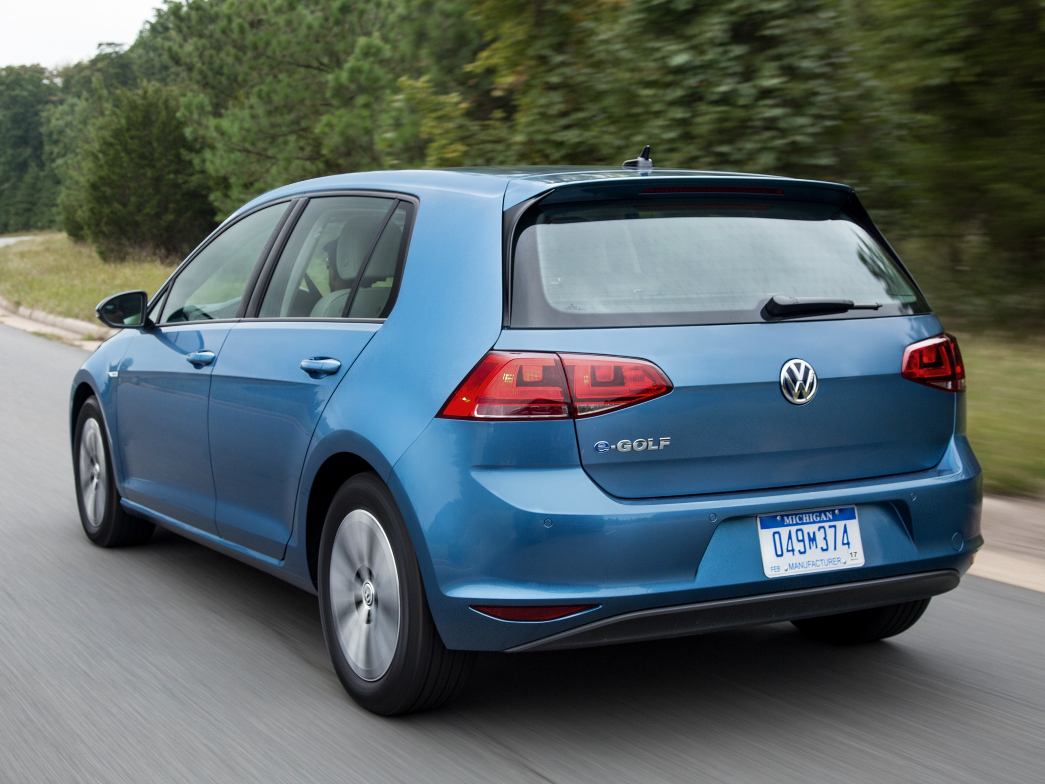 Volkswagen E Golf 2017 2016
