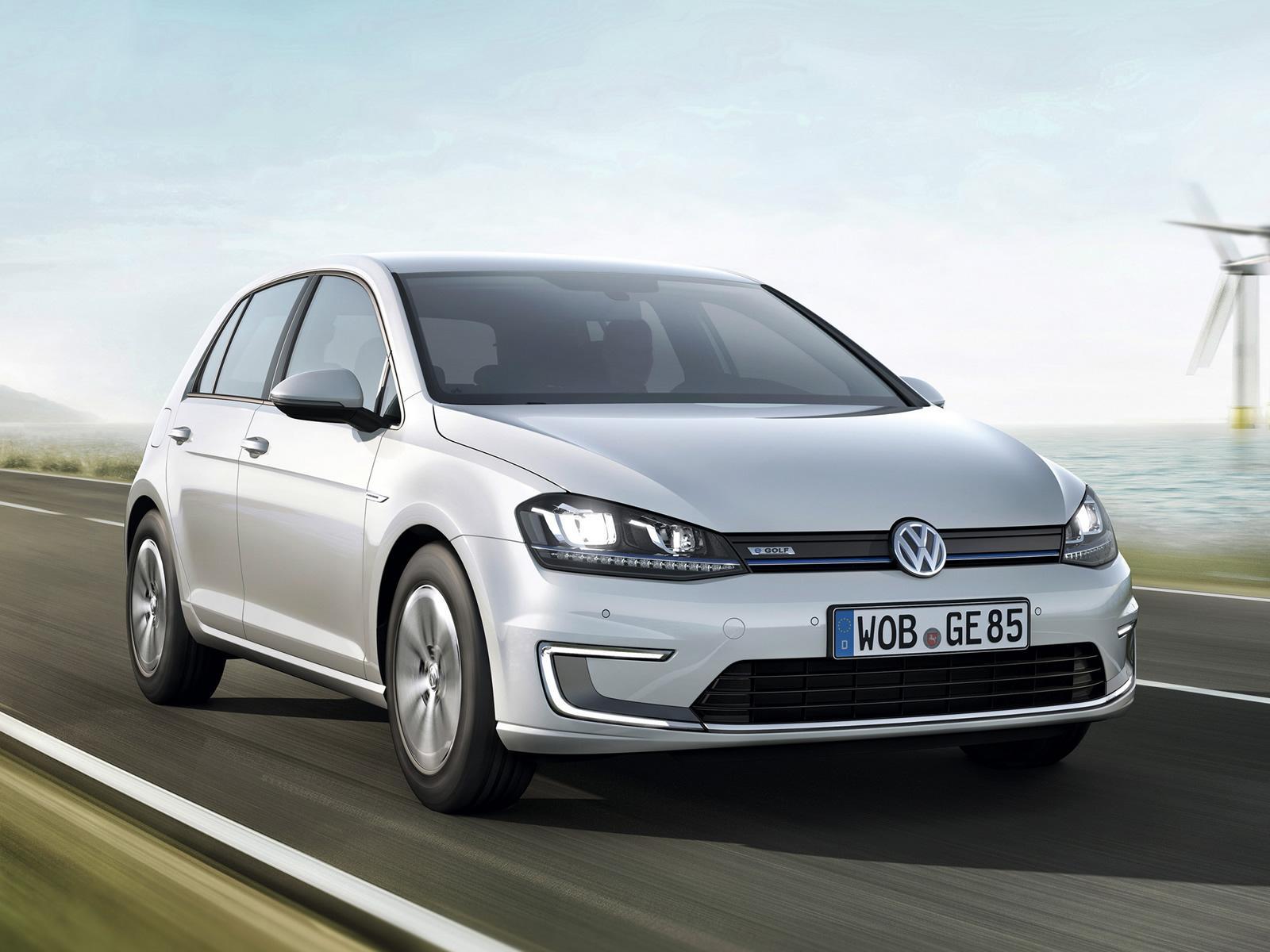 Volkswagen E Golf 2017 2016