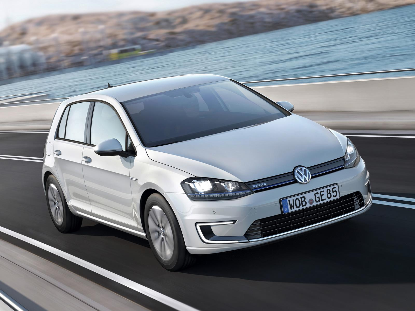 VOLKSWAGEN e-Golf specs & photos - 2014, 2015, 2016 ...
