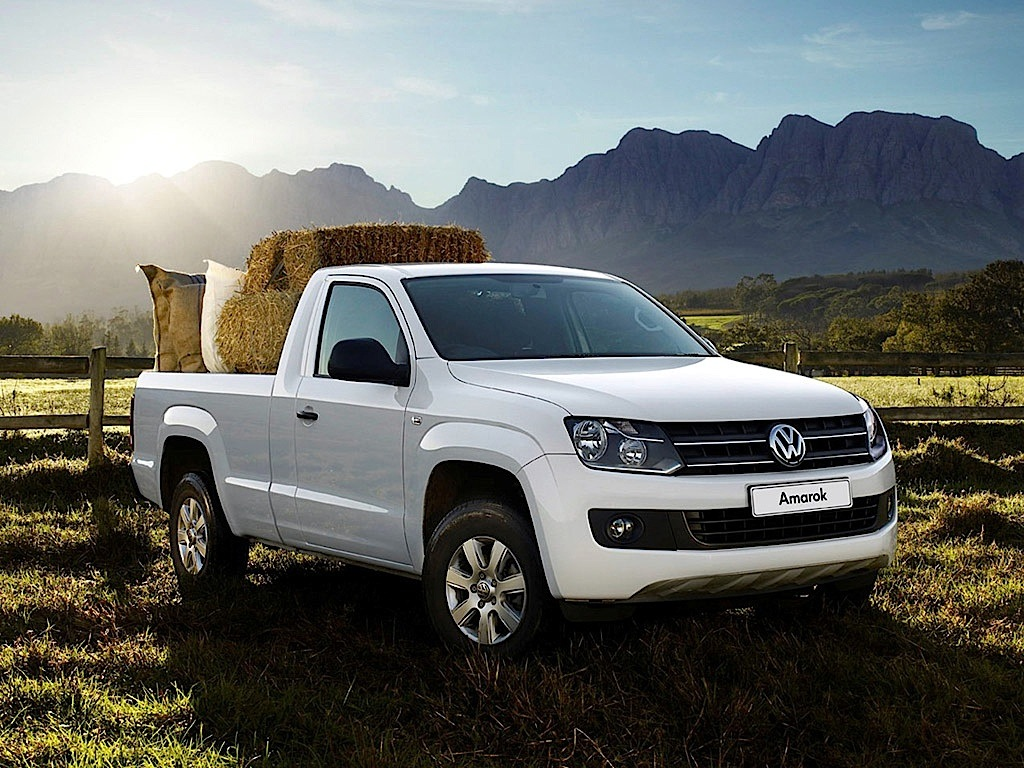 volkswagen amarok single cab 2011 2016