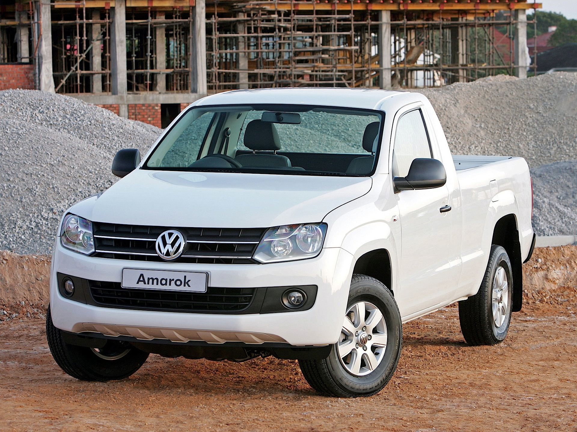 volkswagen amarok single cab specs 2011 2012 2013 2014 2015 2016 autoevolution. Black Bedroom Furniture Sets. Home Design Ideas