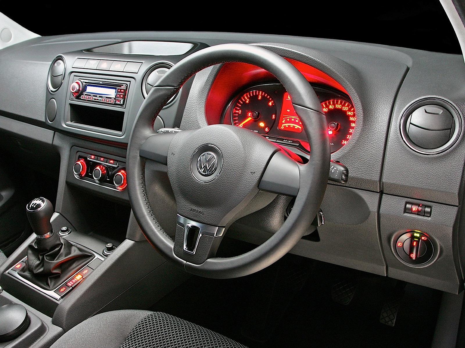 VOLKSWAGEN Amarok Single Cab specs - 2011, 2012, 2013, 2014, 2015, 2016 - autoevolution