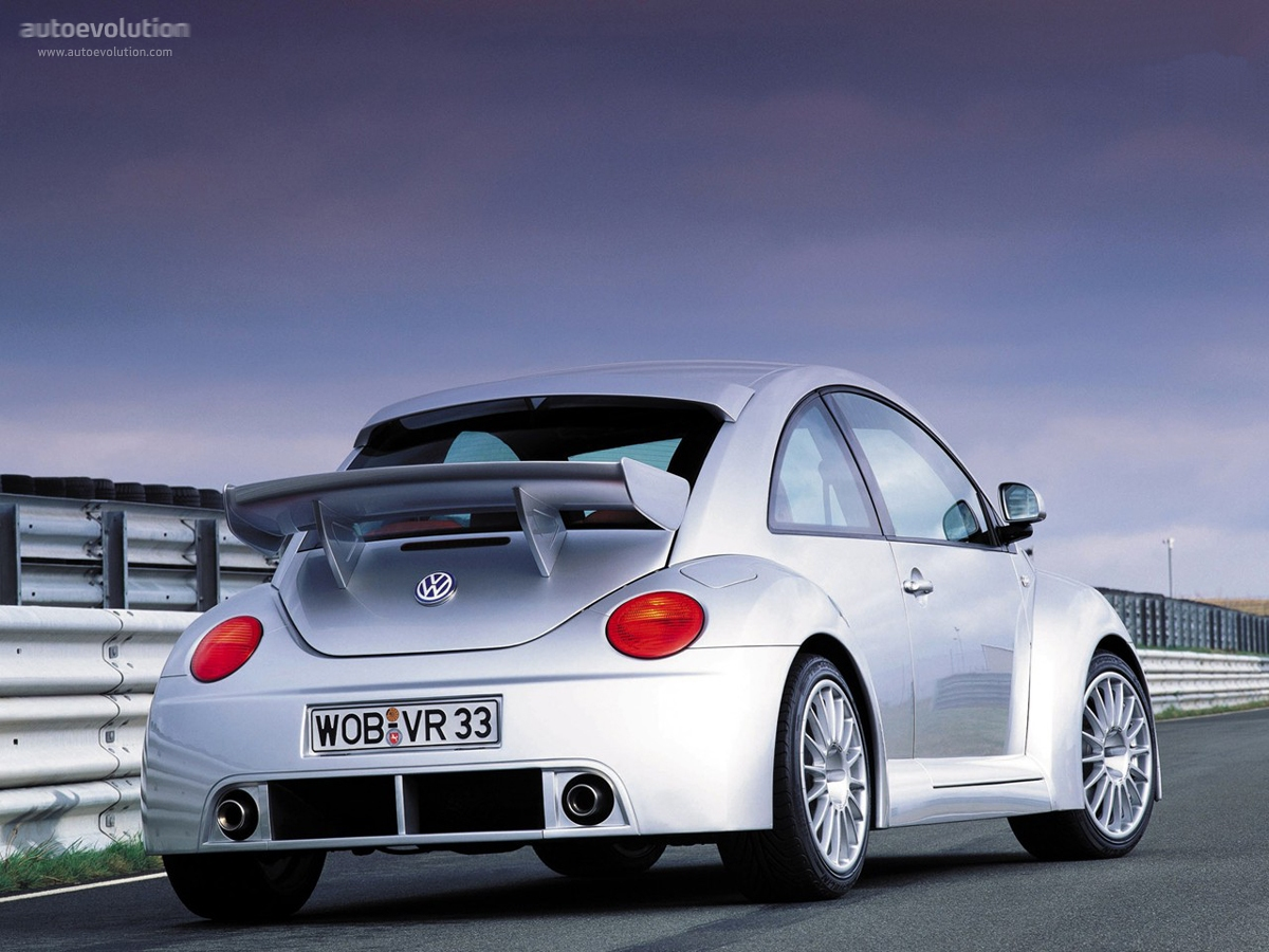VOLKSWAGEN BEETLE RSI specs & photos - 2001, 2002 ...