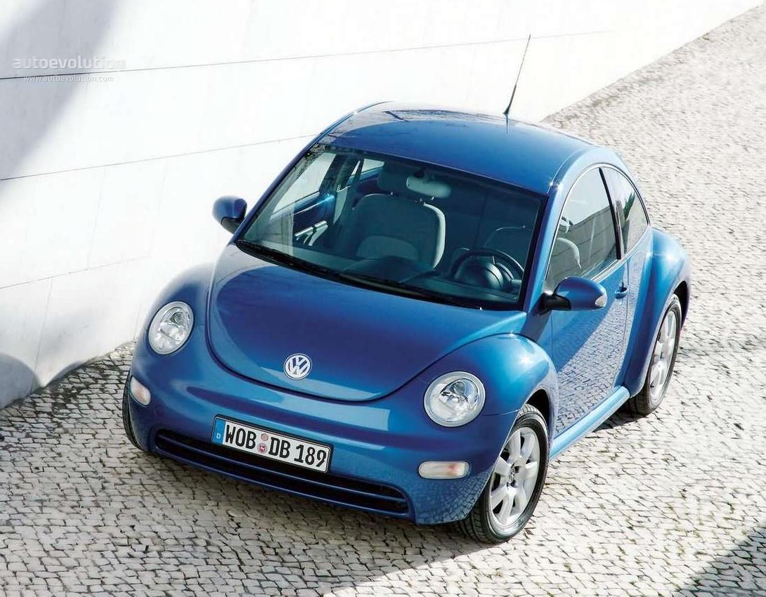 volkswagen beetle 1998 1999 2000 2001 2002 2003 2004 2005 autoevolution. Black Bedroom Furniture Sets. Home Design Ideas