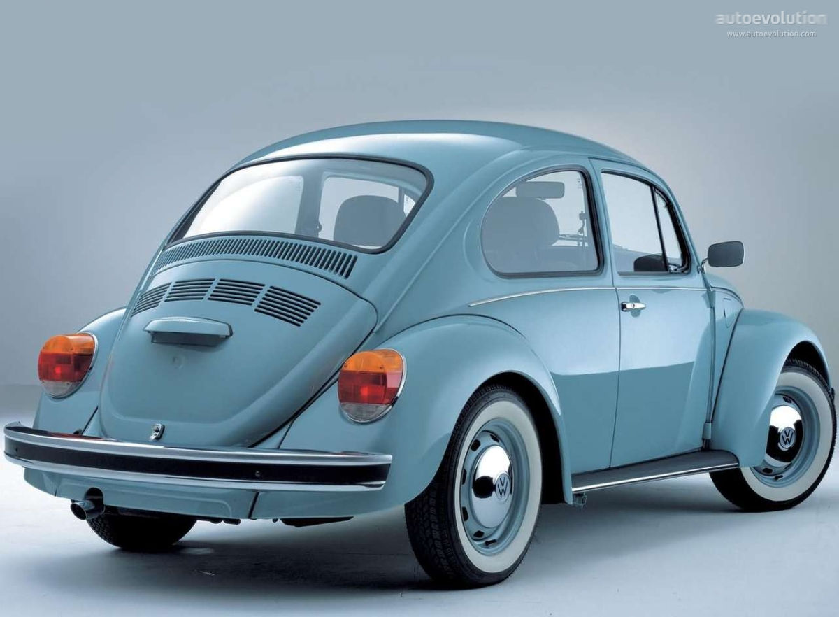 VOLKSWAGEN Beetle specs & photos - 1945, 1946, 1947, 1948 ...