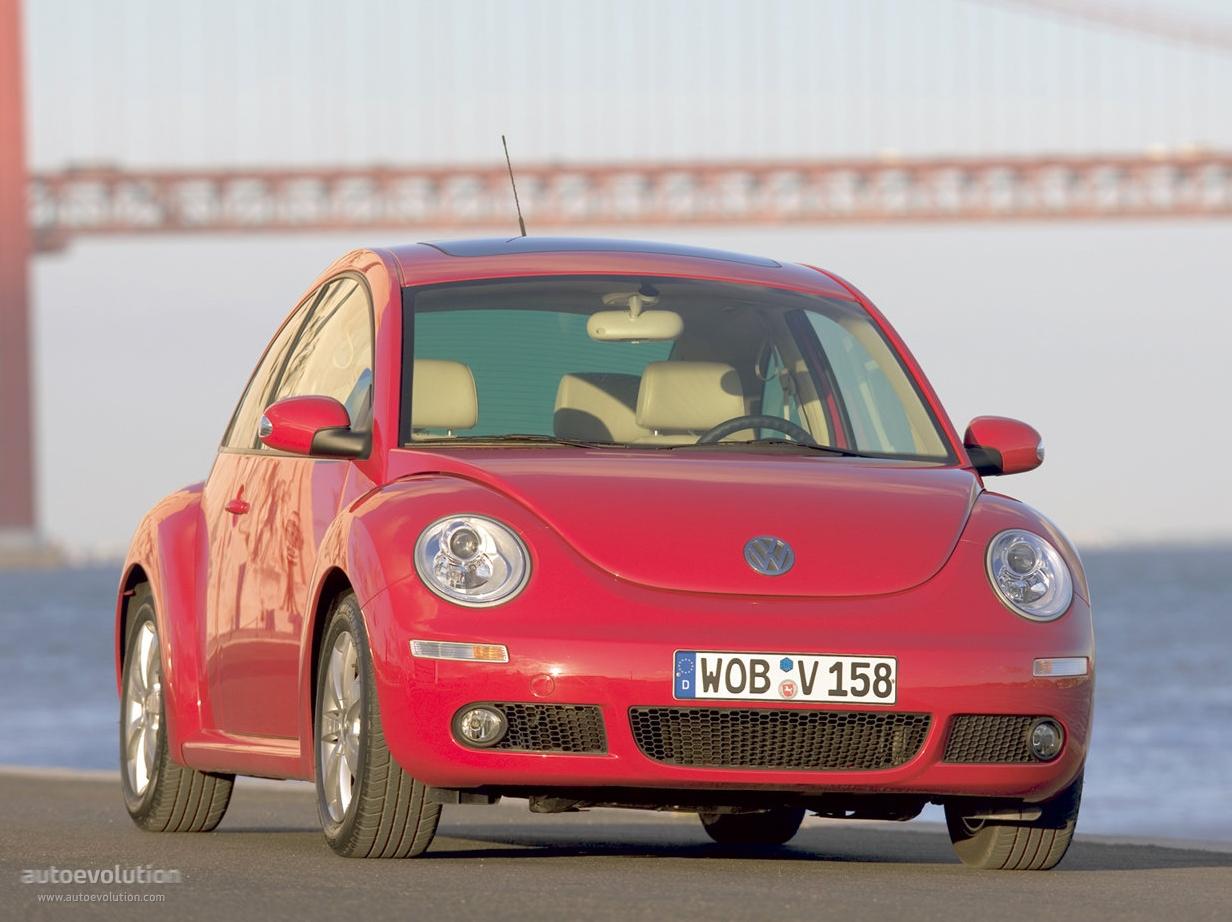 2008 volkswagen beetle specs