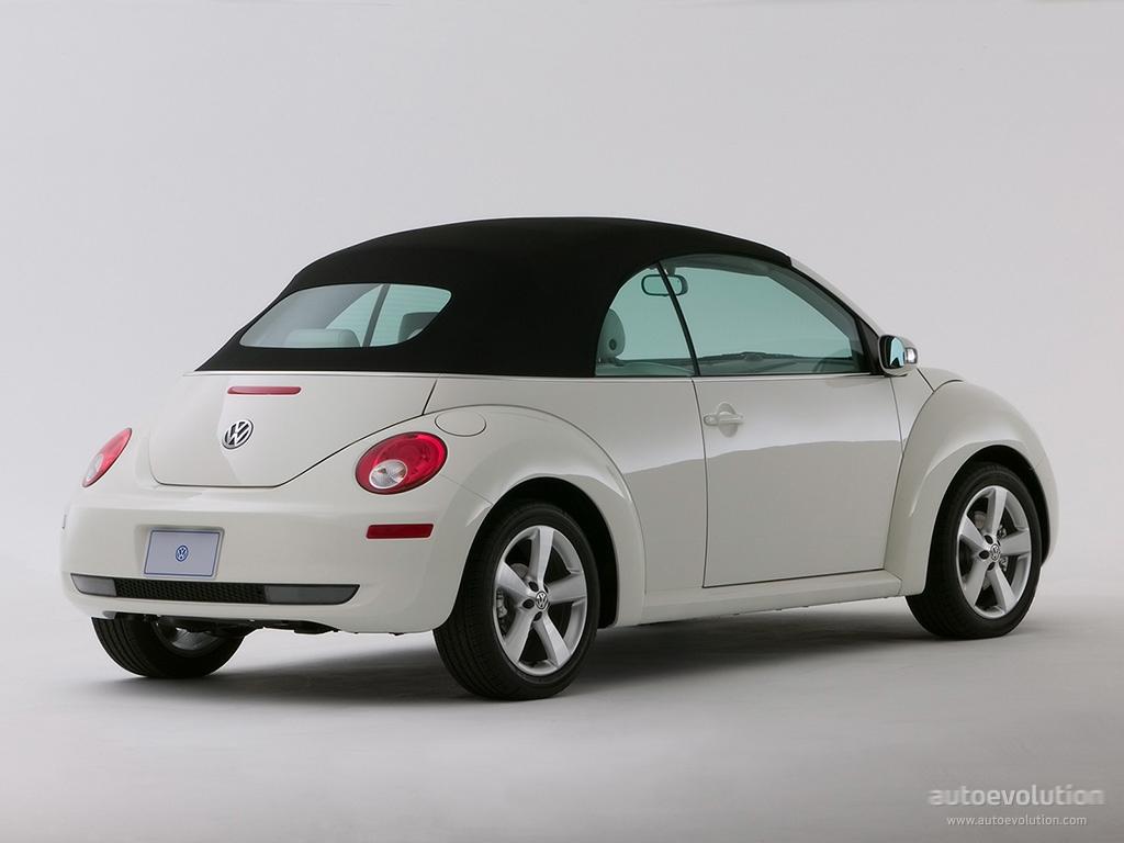 volkswagen beetle cabrio 2005 2006 2007 2008 2009 2010 autoevolution. Black Bedroom Furniture Sets. Home Design Ideas